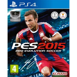 PS4 PRO EVOLUTION SOCCER 2015 (D1 EDITION) (EU)