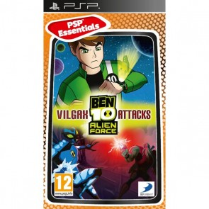 PSP BEN 10 : ALIEN FORCE - VILGAX ATTACKS (EU)