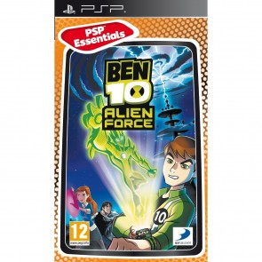 PSP BEN 10 : ALIEN FORCE (EU)