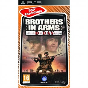 PSP BROTHERS IN ARMS : D-DAY (EU)