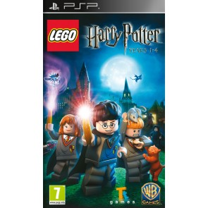 PSP LEGO HARRY POTTER : YEARS 1 - 4 (US)
