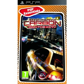 PSP NEED FOR SPEED CARBON : OWN THE CITY (EU)