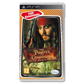 PSP PIRATES OF THE CARIBBEAN : DEAD MAN'S CHEST (EU)