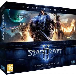 PCCD STARCRAFT II : BATTLE CHEST (EU)