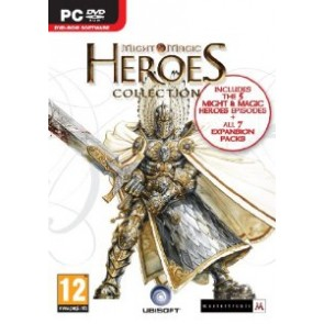 PCCD MIGHT & MAGIC HEROES COLLECTION (EU)