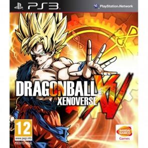 PS4 DRAGON BALL XENOVERSE STEEL CASE (EU)