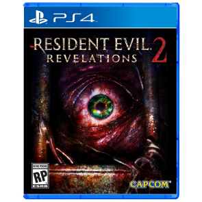 PS4 RESIDENT EVIL REVELATIONS 2 (EU)