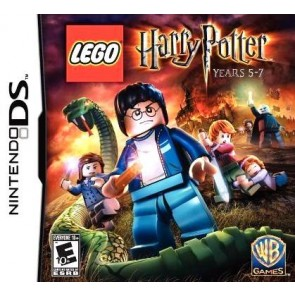 NDS LEGO HARRY POTTER : YEARS 5–7 (EU)