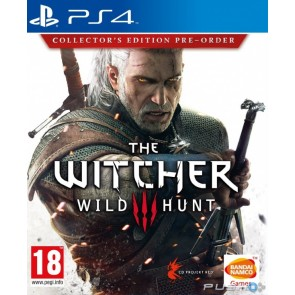 PS4 THE WITCHER 3:WILD HUNT D1 EDITION