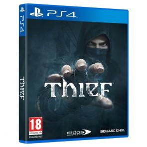 PS4 THIEF + BANK HEIST DLC (EU)