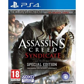 PS4 ASSASSIN'S CREED SYNDICATE - SPECIAL EDITION (EU)