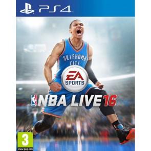 PS4 NBA LIVE 16 (EU)