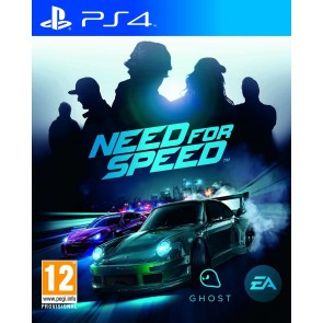 PS4 NEED FOR SPEED 2016 (EU)