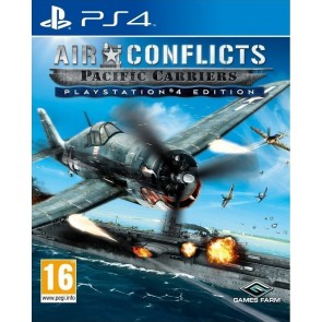 PS4 AIR CONFLICTS : PACIFIC CARRIERS (EU)
