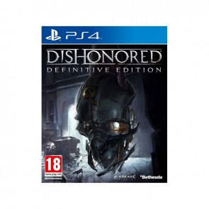 PS4 DISHONORED : DEFINITIVE EDITION HD (EU)