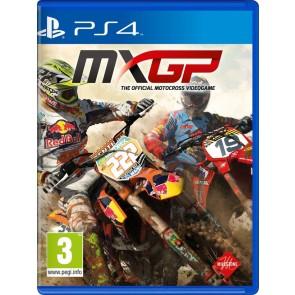 PS4 MXGP - THE OFFICIAL MOTOCROSS VIDEOGAME (EU)