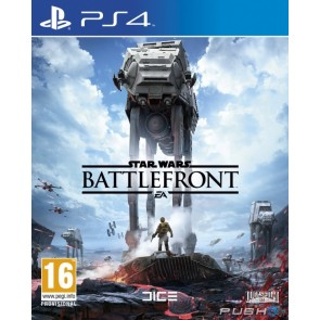 PS4 STAR WARS BATTLEFRONT (EU)