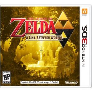 3DS THE LEGEND OF ZELDA:A LINK BETWEEN WORLDS
