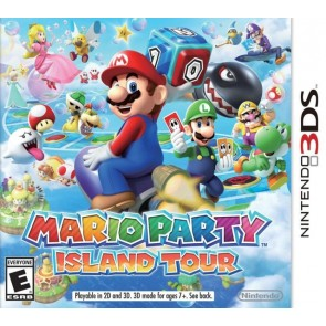3DS MARIO PARTY:ISLAND TOUR