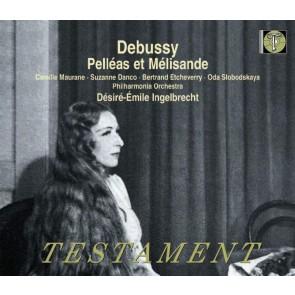 Debussy / Pelleas et Melisande/Ingelbrecht