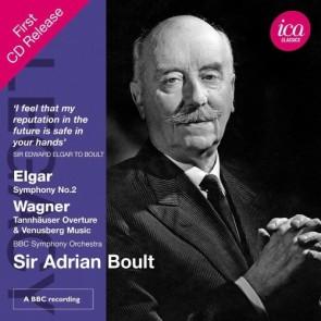 SIR ADRIAN BOULT: Elgar/Wagner