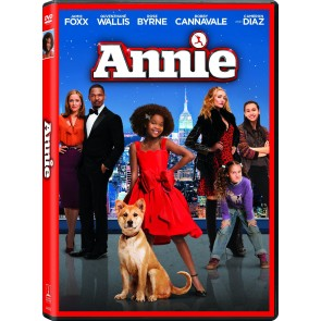 ANNIE (DVD) [S]