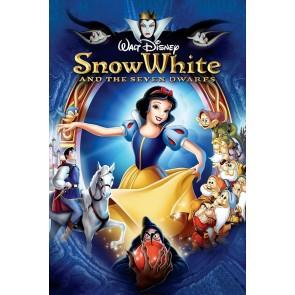 Η ΧΙΟΝΑΤΗ ΚΑΙ ΟΙ ΕΠΤΑ ΝΑΝΟΙ/SNOW WHITE & THE SEVEN DWARFS (DVD) (O-RING)