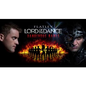 LORD OF THE DANCE: DANGEROUS GAMES (DVD)/LORD OF THE DANCE: DANGEROUS GAMES (DVD)