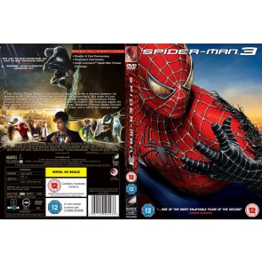 SPIDERMAN 3 (DVD)