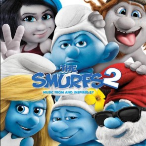 THE SMURFS 2 : MUSIC FROM & INSPIRED BY