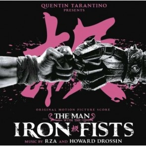 THE MAN WITH THE IRON FISTS (RZA) (SCORE)