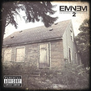 THE MARSHALL MATHERS LP2 (2CD)