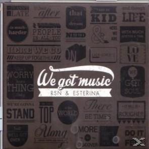 WE GOT MUSIC