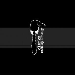 CLERKS CONSPIRACY (BLACK LP)