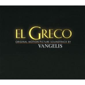 EL GRECO - ORIGINAL MOTION PICTURE SOUNDTRACK BY VANGELIS