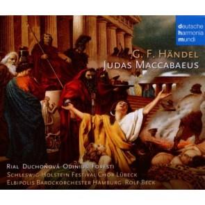 HANDEL: JUDAS MACCABAEUS (2 CD)