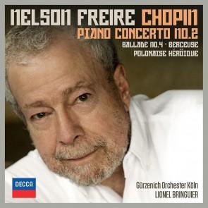 CHOPIN:PIANO CONCERTO NO.2