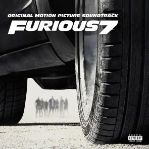 FURIOUS 7: ORIGINAL MOTION PIC CD
