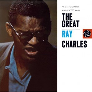 THE GREAT RAY CHARLES LP