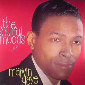 THE SOULFUL MOODS OF MARVIN GAYE LP