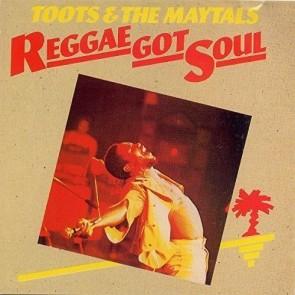 REGGAE GOT SOUL LP
