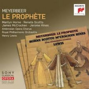 MEYERBEER: LE PROPHETE (3 CD)