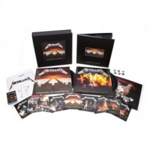 MASTER OF PUPPETS (3LP+10CD+2DVD+1MC)