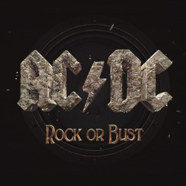 ROCK OR BUST (LP&CD)