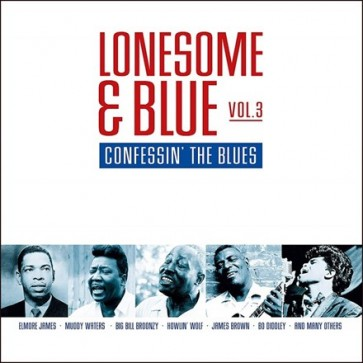 LONESOME & BLUE 3 -CLRD-