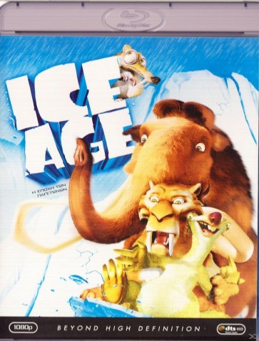 ICE AGE (BLU RAY)