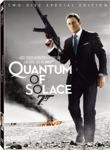 JAMES BOND 007 - QUANTUM OF SOLACE S.E.