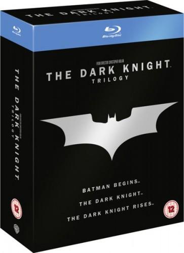 BATMAN: THE DARK KNIGHT TRILOGY