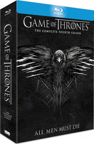 GAME OF THRONES THE COMPLETE FOURTH SEASON BD