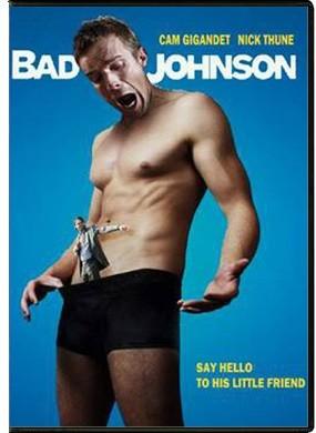 BAD JOHNSON DVD